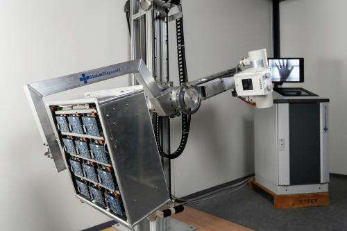 Finally, X-ray medical imaging within the reach of developing countries