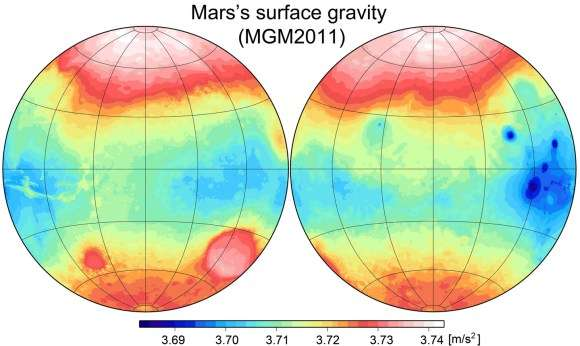 How Strong Is Gravity On Other Planets