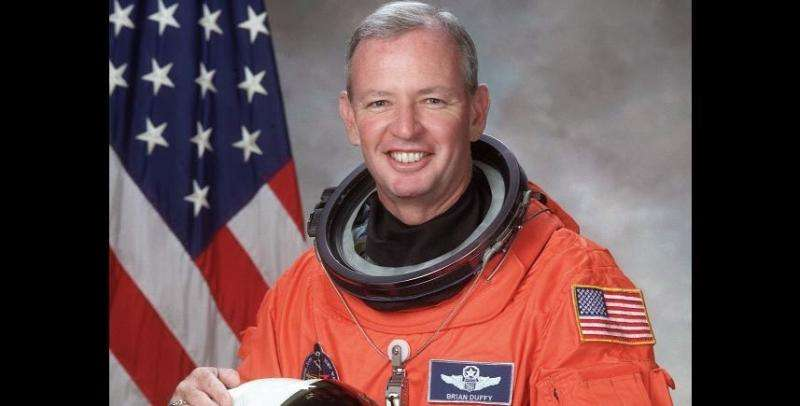 Interview with veteran NASA astronaut Brian Duffy