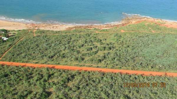 Mapping to help preserve Broome's rare ecology