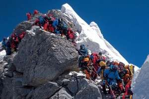 Mt. Everest not safe from climate change