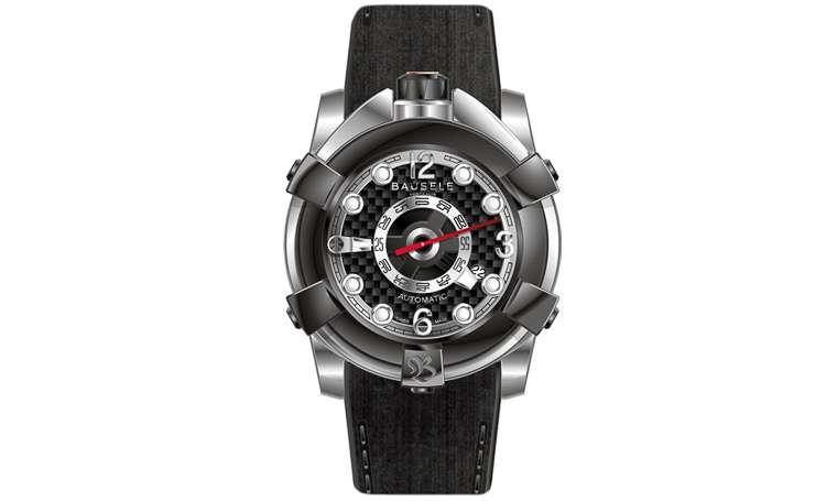 Nanotechnology used to make watch case