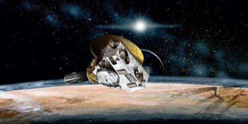 NASA's New Horizons spacecraft closing in on pluto