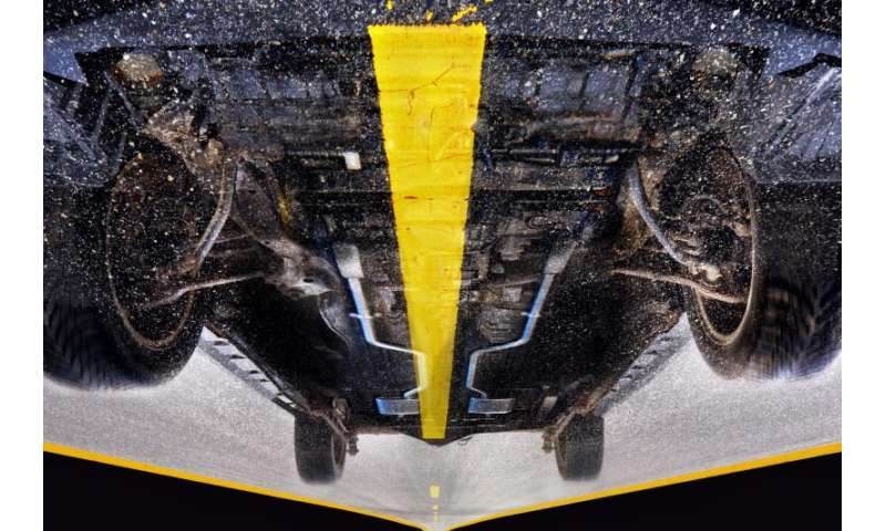 New composite protects from corrosion at high mechanical stress