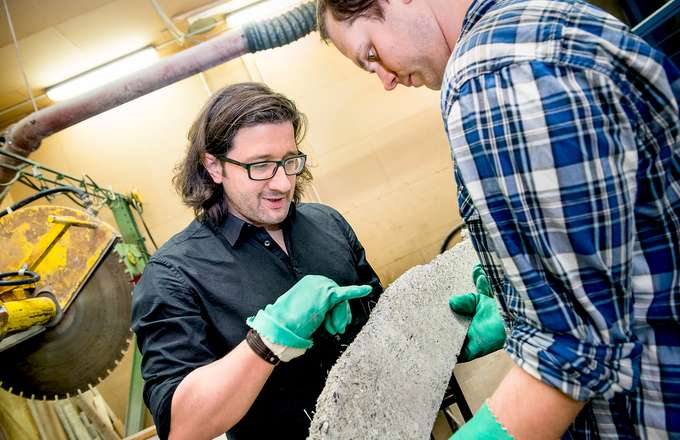 New formula for high-strength shotcrete to protect tunnels from fires and terrorist attacks