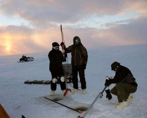 New research identifies diverse sources of methane in shallow Arctic lakes