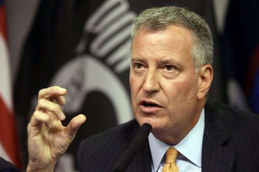 NYC mayor: Legionnaires' outbreak has claimed 12 lives