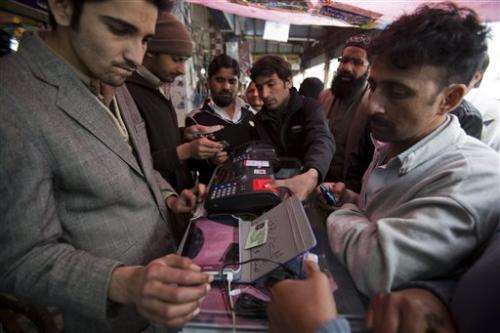 Pakistan tightens cellphone control after Taliban massacre