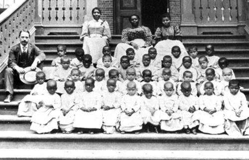 Proposed 1920s orphanage study just one example in history of scientific racism