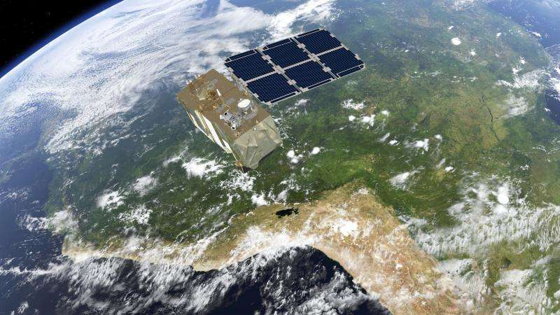 Sentinel-2A completes critical first days in space