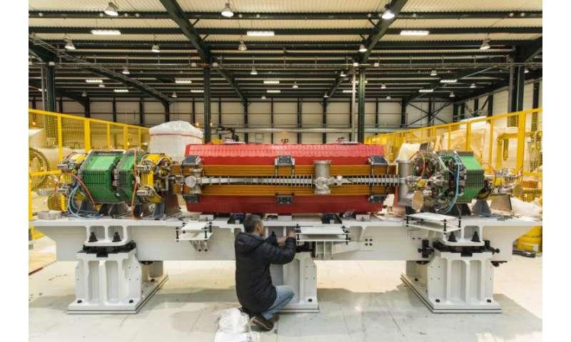 SESAME passes an important milestone at CERN