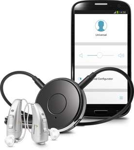 Siemens introduces smart hearing aids