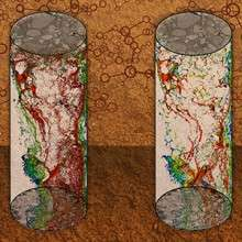 Simulating subsurface flow and transport at multiple scales