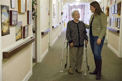Using sight and sound to trigger dementia patients' memories