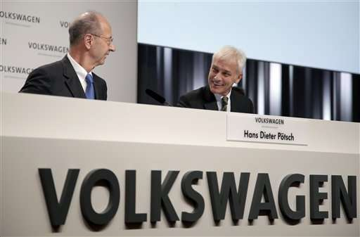 VW staff began working on cheat in 2005 to crack US market