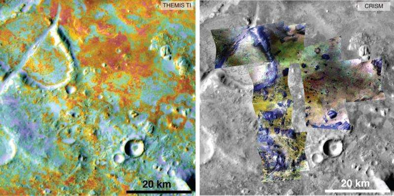 What happened to early Mars' atmosphere? New study eliminates one theory