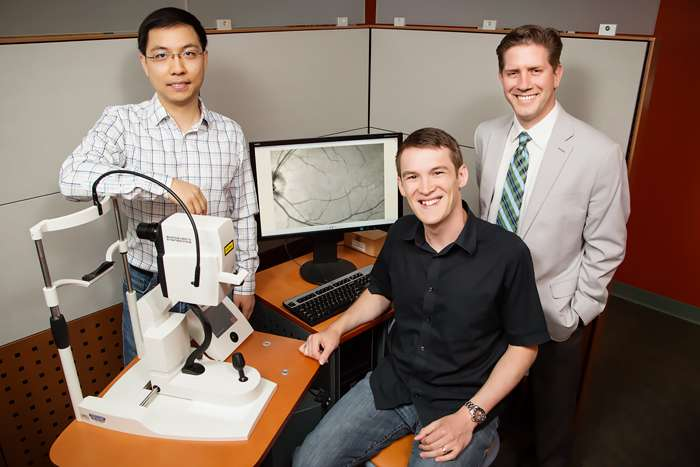 New technology looks into the eye and brings cells into focus
