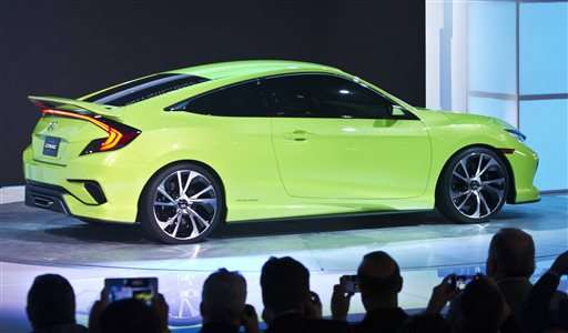CARS: A brand-by-brand look at new 2016 models