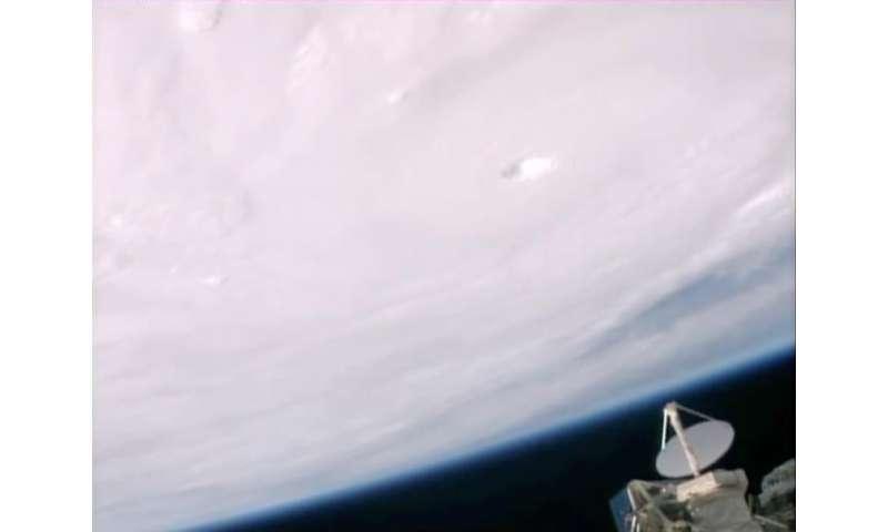 NASA's RapidScat Celebrates One-Year Anniversary
