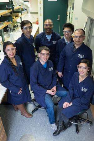 Researchers develop accurate measure of aggregating particles that block oil production lines