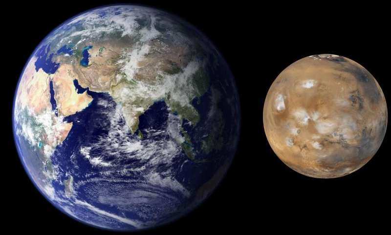 Scientists predict that rocky planets formed from 'pebbles'