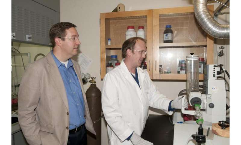 Researchers use plant oils for novel bio-based plastics