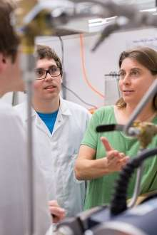 Researchers Align Atomic Friction Experiment