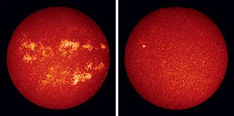 Researchers study fluctuations in solar radiation