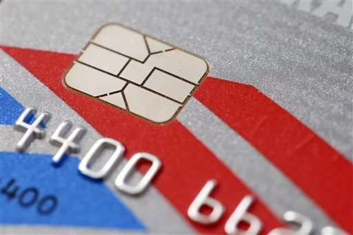 New technology in credit cards leads to headaches for some