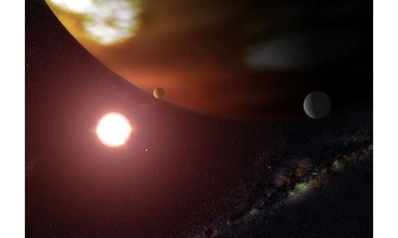 Citizen scientists name planet