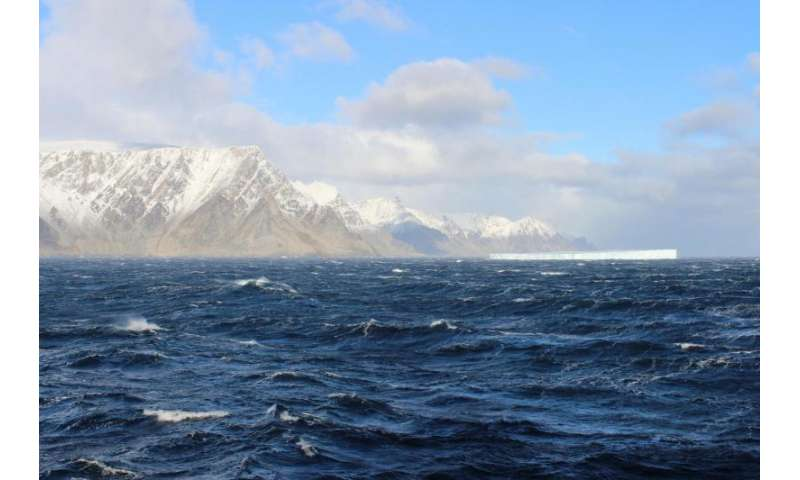 Researchers turn to the ocean to help unravel the mysteries of cloud formation