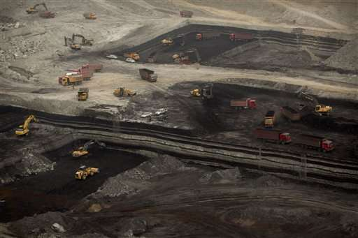 Coal not going away anytime soon despite renewables push