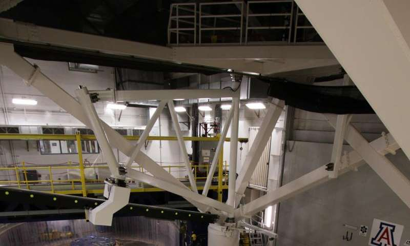 Construction to begin on largest telescope