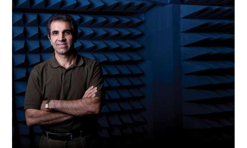 Engineering professor brings antenna capabilities to military armor