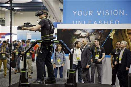 For virtual reality creators, a question of control