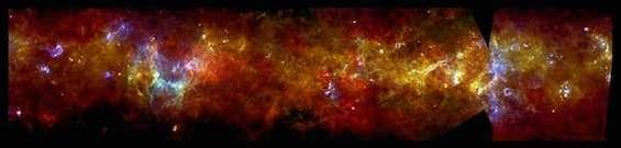 Herschel's hunt for filaments in the Milky Way