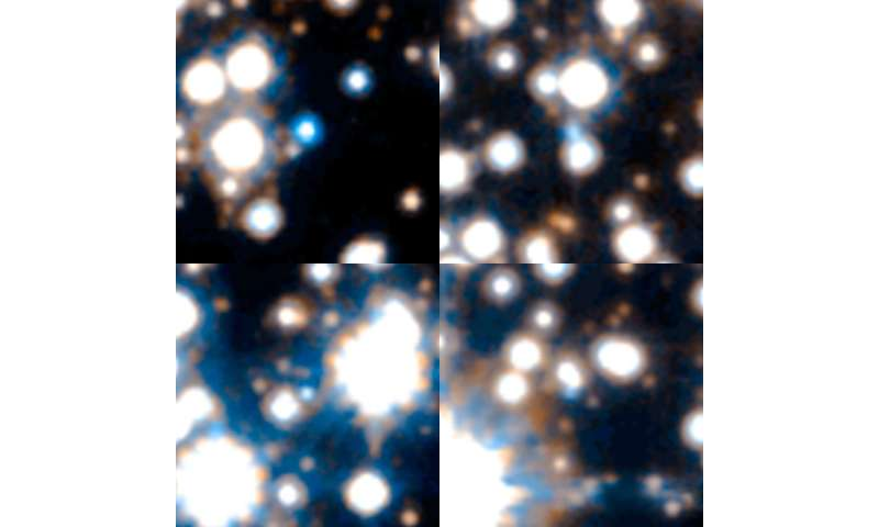 Hubble uncovers the fading cinders of some of our galaxy's earliest homesteaders