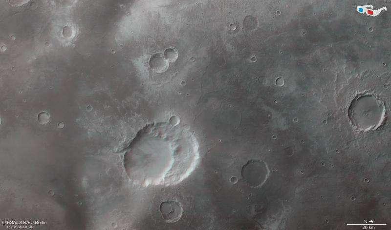 Impact crater or supervolcano caldera?