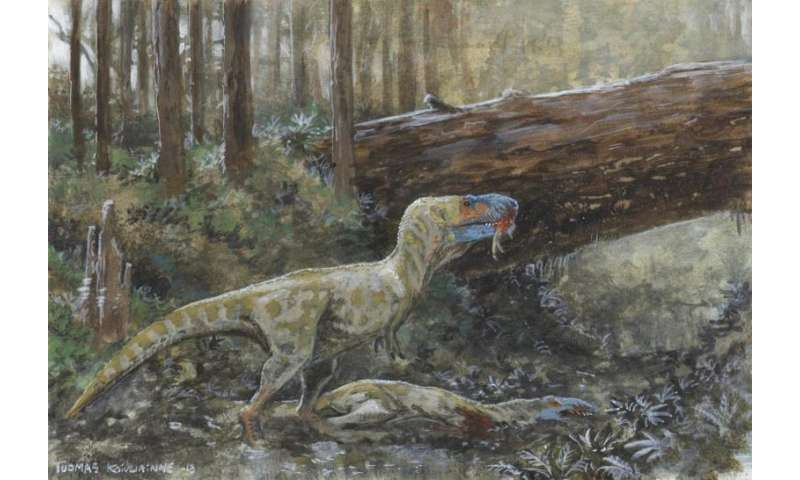 New evidence for combat and cannibalism in tyrannosaurs