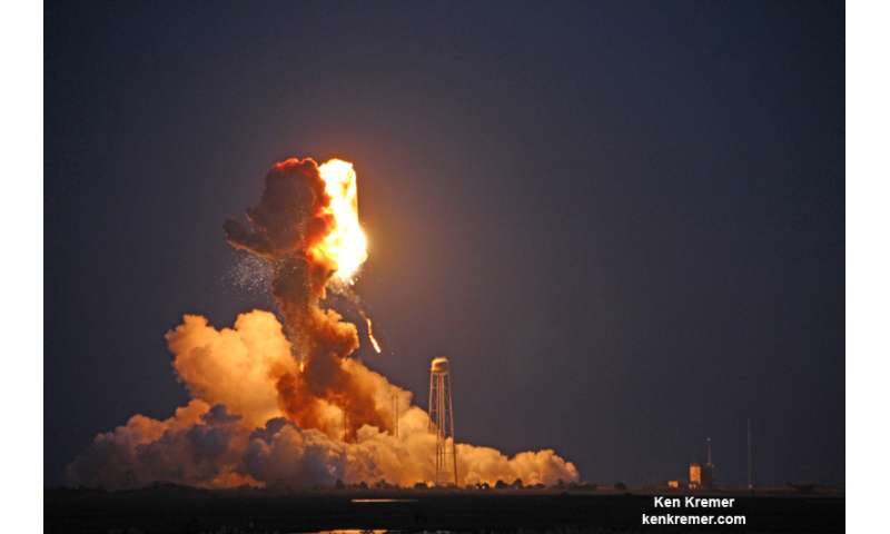 Orbital ATK on the rebound with Antares return to flight in 2016