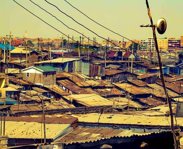 Participatory design in Kenya's oldest slum