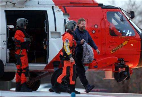 Sailor missing at sea for 66 days found in good health