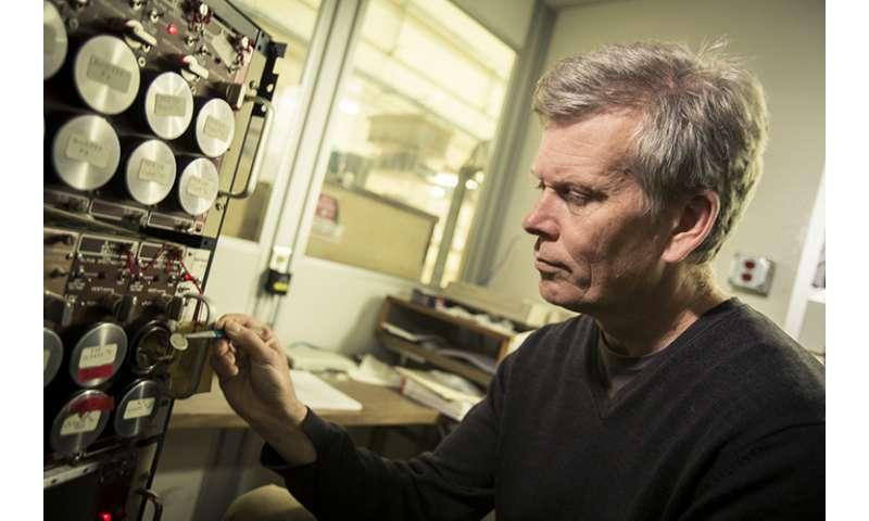 Scientist develops new way to find age of drinking water