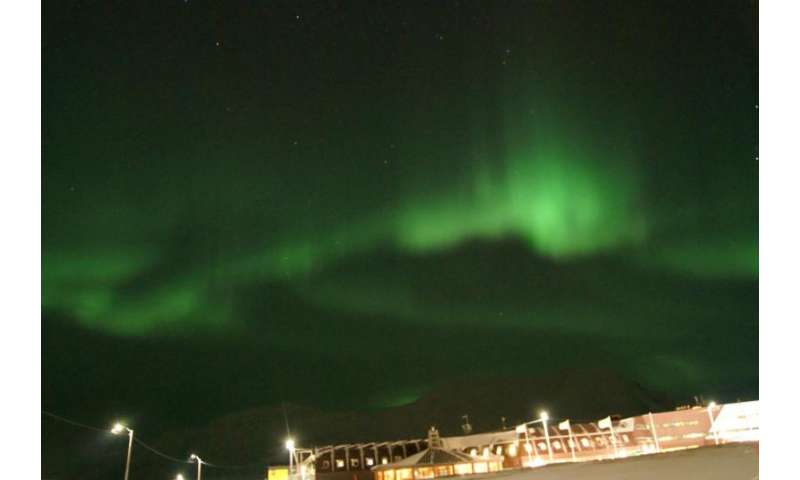 "Scientists Launch NASA Rocket into Auroral ""Speed Bumps"" Above Norway"