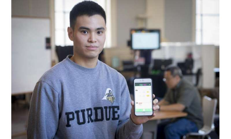 Student develops advertisement-free social media application, creates startup