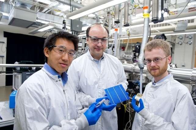 Study assesses solar photovoltaic technologies