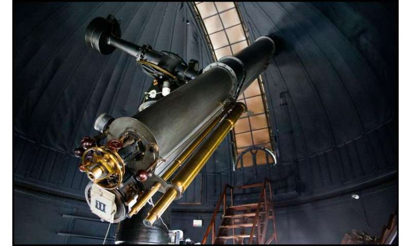 The archaeology of astronomy – finding 120-year-old observations