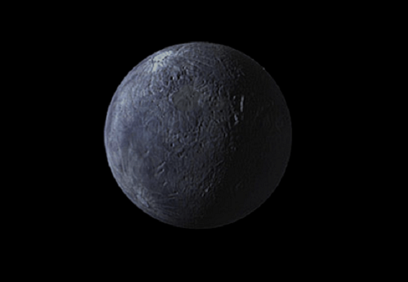 The dwarf planet Orcus