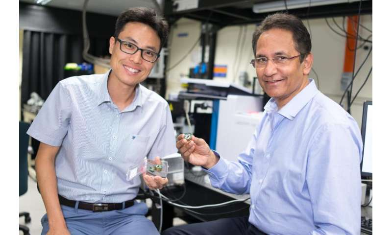 Scientists developed super-sensitive magnetic sensor