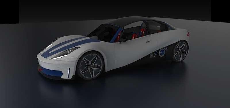 3D print win invites choice of beach buggy or sleek sports car